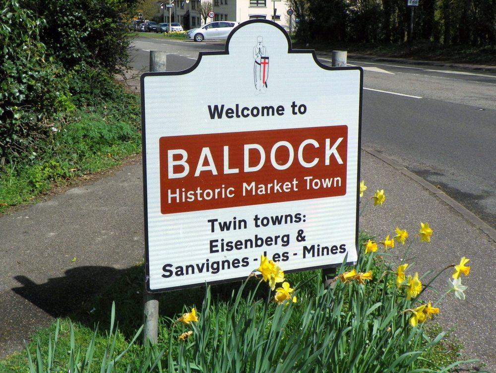 Baldock sign